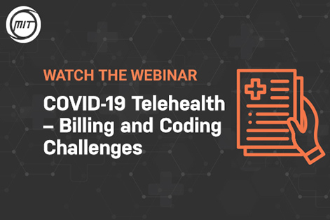 COVID-19 Billing and Coding Changes