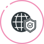 Medicus-IT-Security-Compliance-Icon-pink